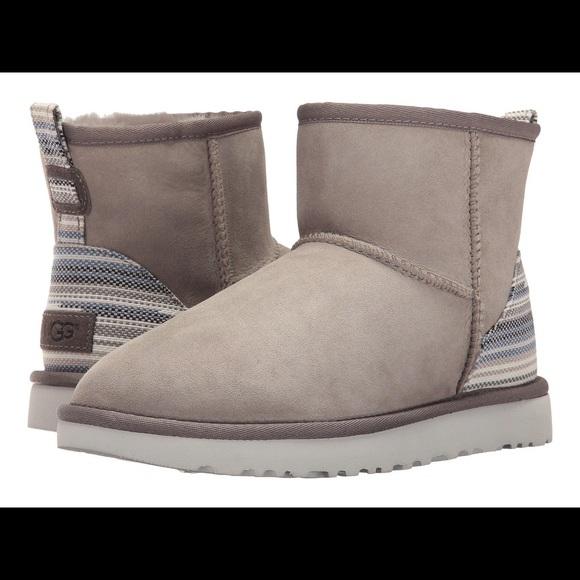 eb2a7ebc327 UGG Shoes | Classic Mini Serape Seal | Poshmark